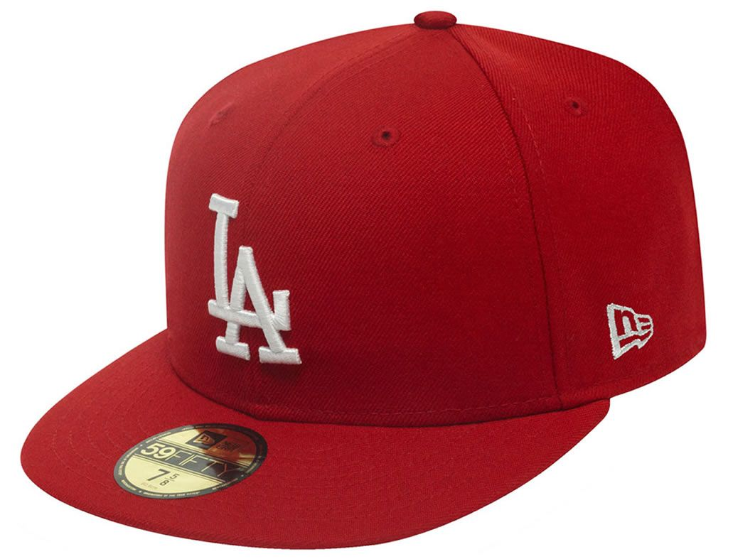 Gorra de baseball de los angeles e3898ce6674