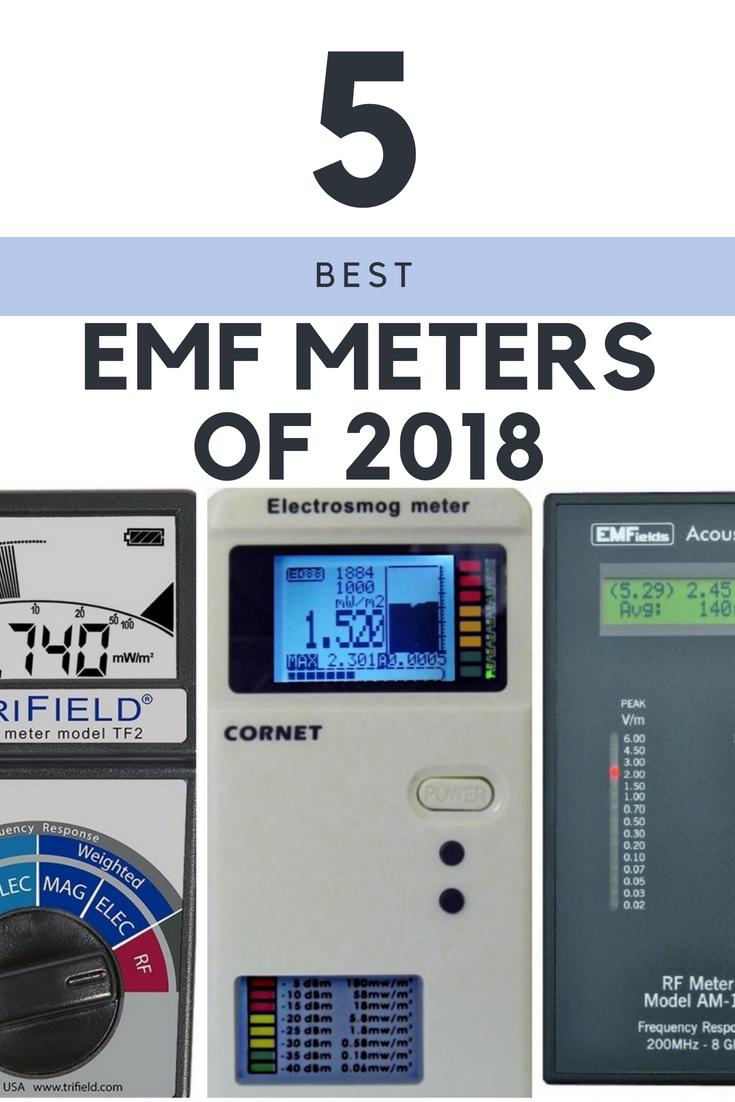 5 Best EMF Meters and Detectors of 2018   Pinterest