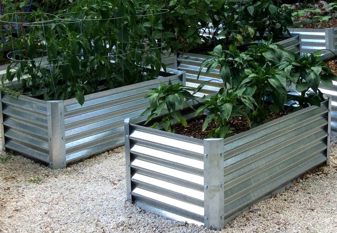 Metal Raised Garden Beds Unique Garden Beds You Ll Love 400 x 300