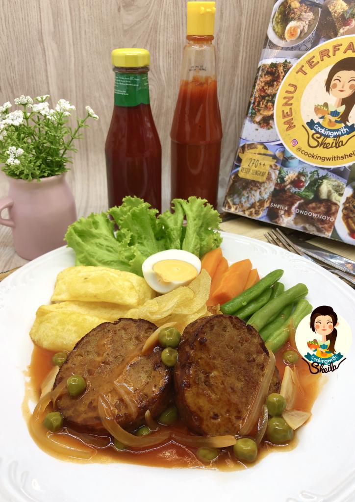 Galantin Cooking With Sheila Memasak Makanan Resep