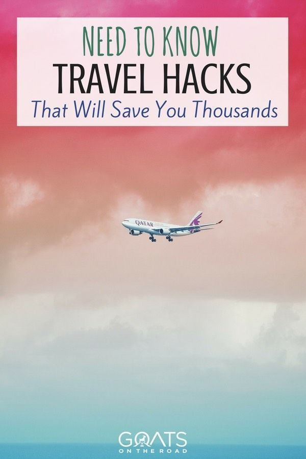 Really simple & easy genius travel hacks that will literally save you thousands, all you need to know about getting the best travel deals here | #travelexperts #travel #travelhacks #travelhacking #traveltips #traveltheworld #lifehacks #lifeskills #budgettravel #gapyear #frugaltravel #travelskills #savemoney #travelmore