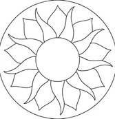Garden Mosaic Patterns Sunflower Mosaic Mosaic Art Free Mosaic