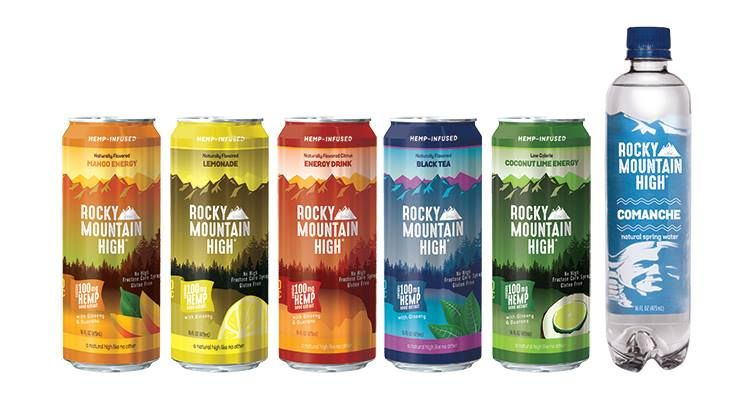 Rocky Mountain High Brands Inc Rmhb Teams With Ojai Energetics To Produce Cbd Energy Drink Energy Drinks Drinks Rocky Mountains