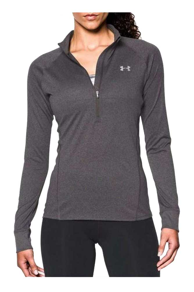 d1639fd0 Under Armour Women's Tech 1/2 Zip Long Sleeve Shirt 1263101 | **Cute ...