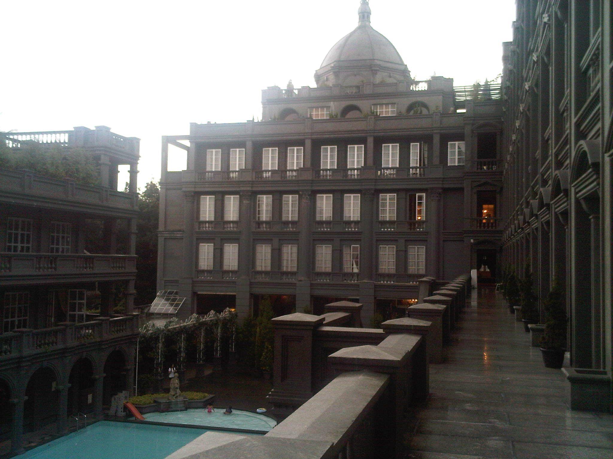 Gh universal hotel bandung indonesia indonesia
