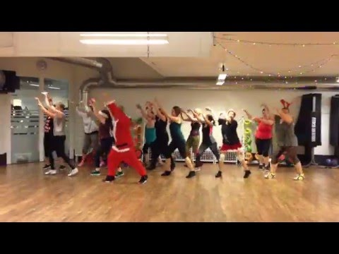 Mariah Carey All I Want For Christmas Zumba R Choreography Youtube