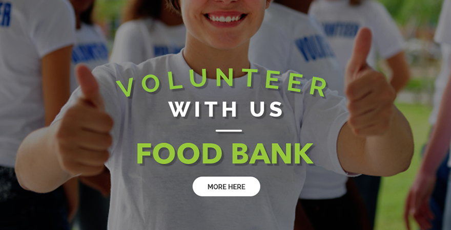 how do you help food bank