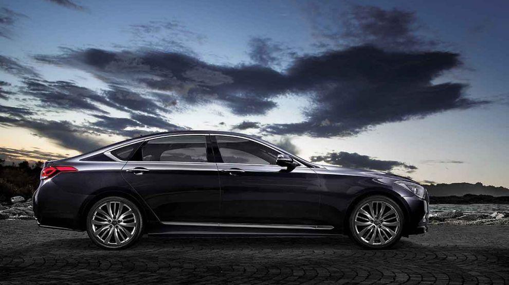 2015 Hyundai Genesis 2015 hyundai genesis sedan, Hyundai