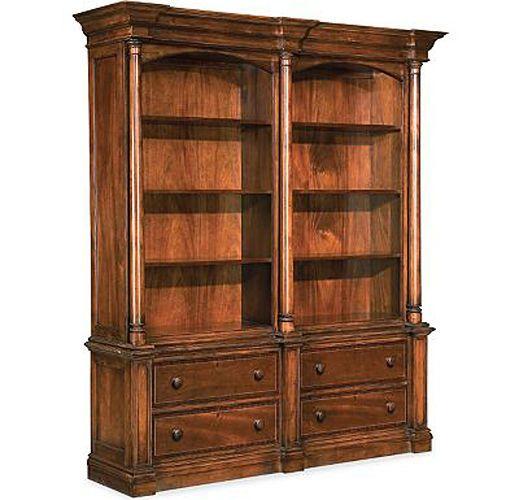 Thomasville Furniture Fredericksburg Bibliotheque Bookcase