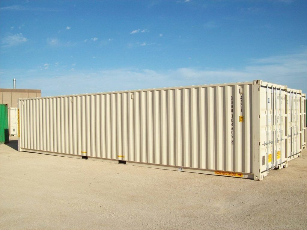 Buy New & Used Shipping Containers Aztec Storage