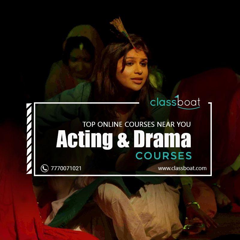 Acting School in Mumbai Acting school, Acting class