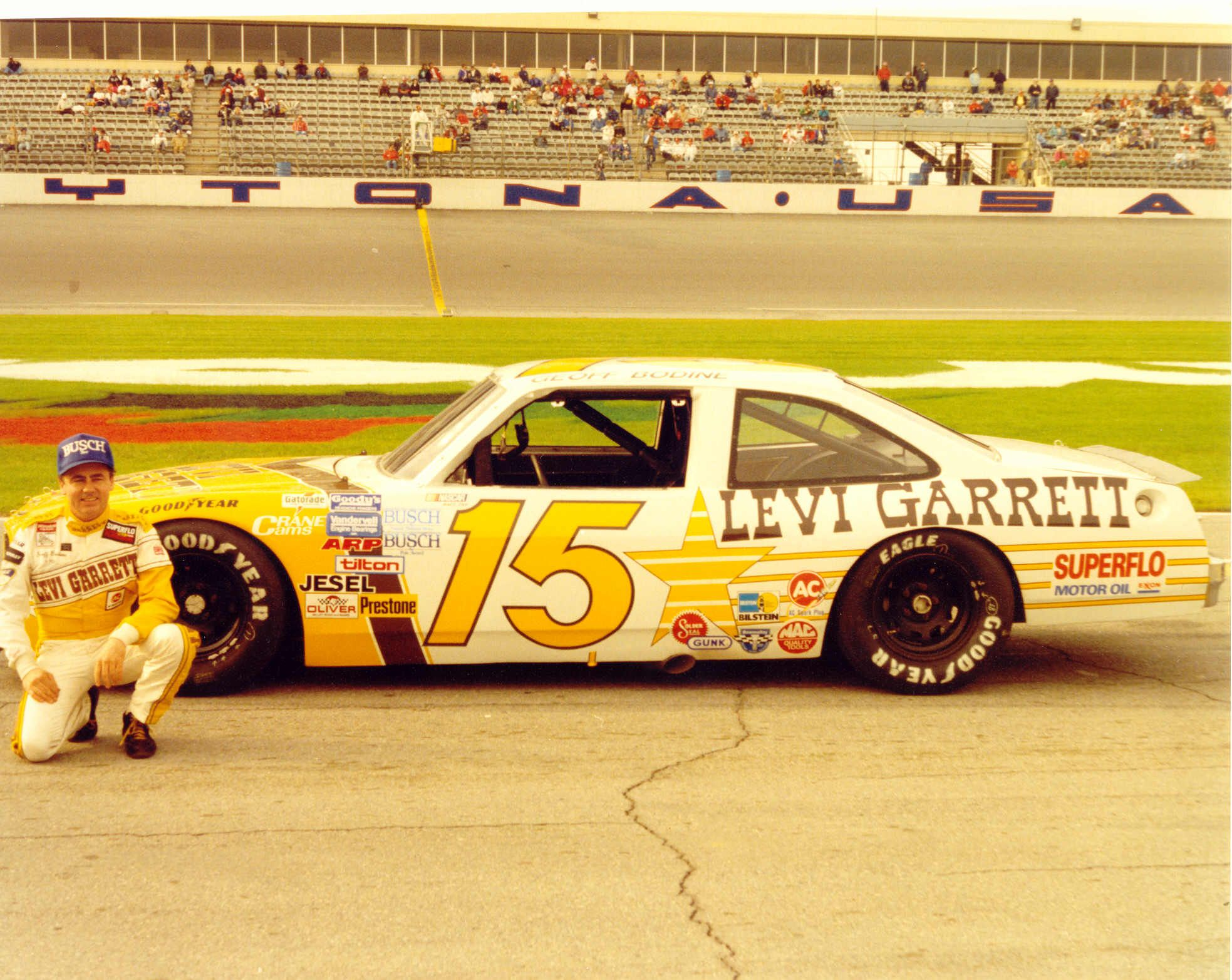 Geoff Bodine | Geoff Bodine | Pinterest | NASCAR, Vintage racing and ...