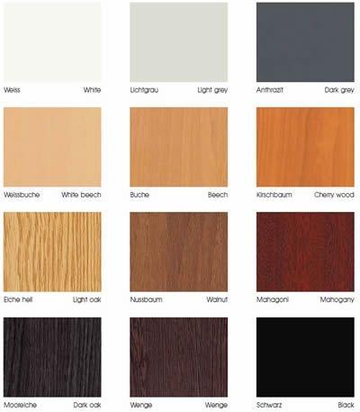 Buche Farbe Holz
