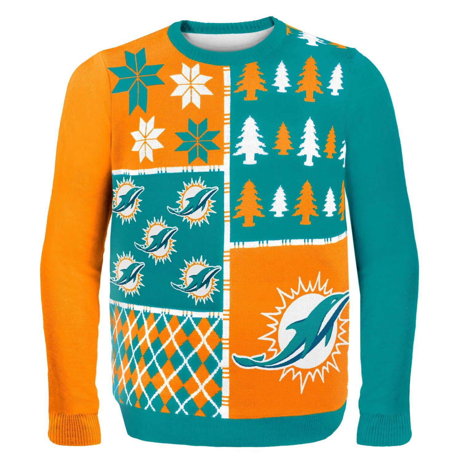 check out 5fce8 3f4c0 Pin on NFL-AFC East Ugly Christmas Sweaters