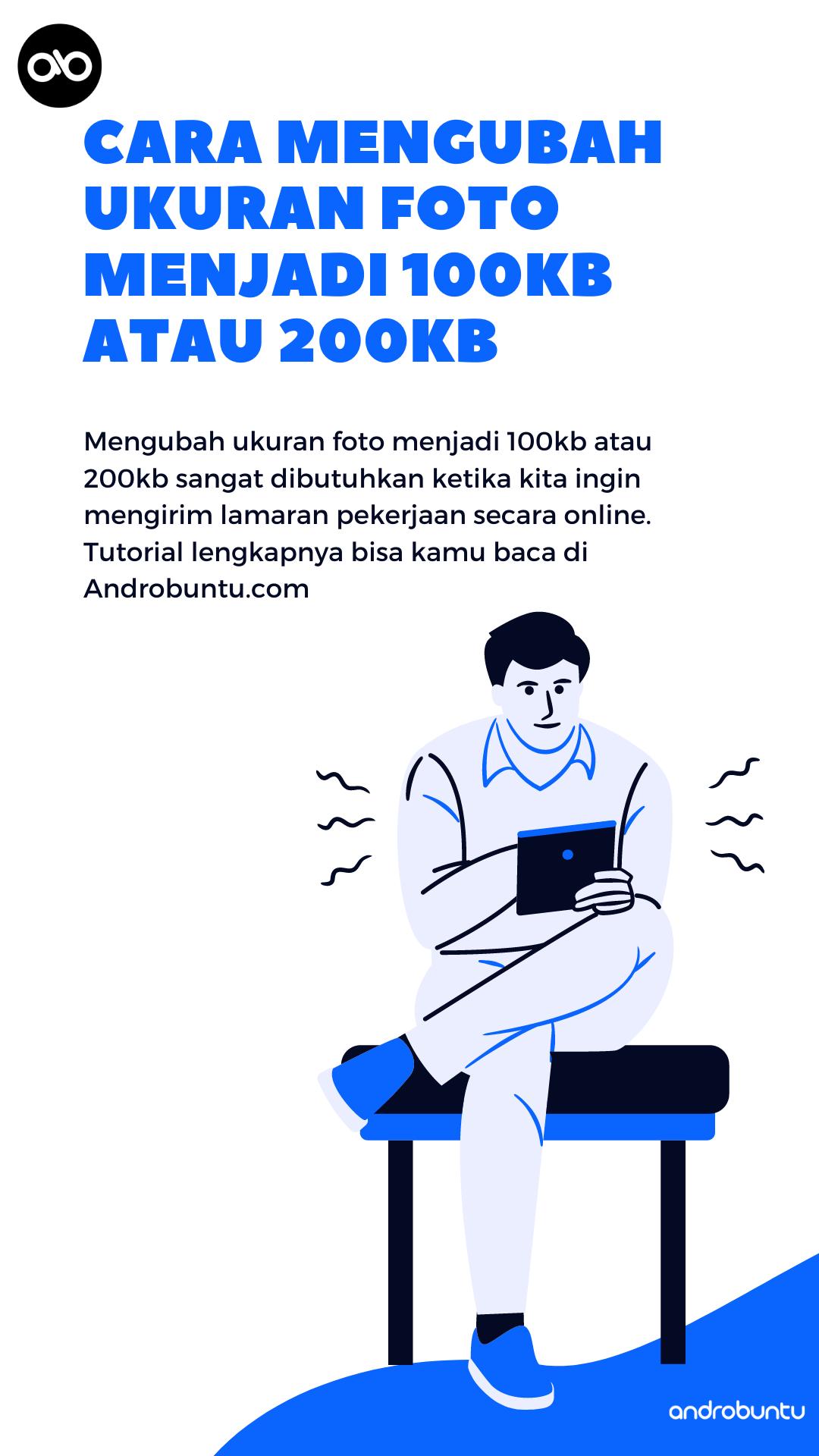 Cara Mengubah Ukuran Foto Menjadi 100kb 200kb Online Pengukur Membaca Buku