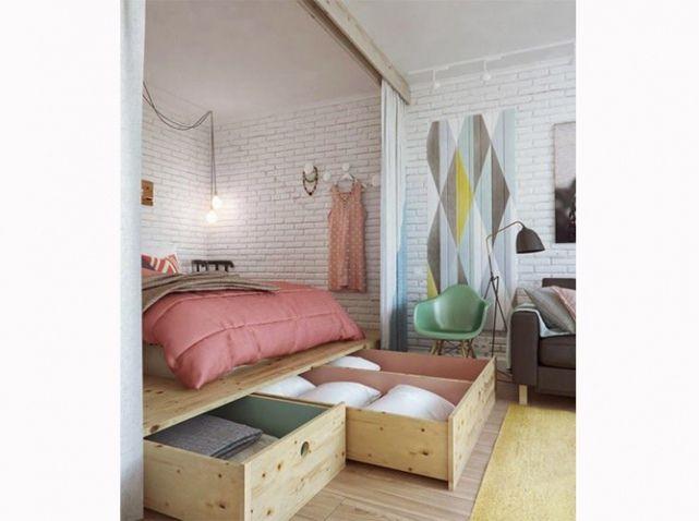 Suite parentale idees d architecte   Suites parentales - Master ...