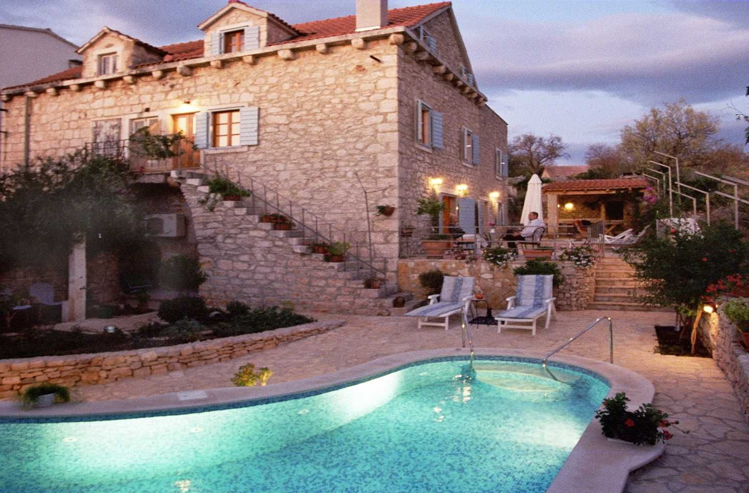 Family Villas Croatia Holiday Rentals 2020 kid friendly