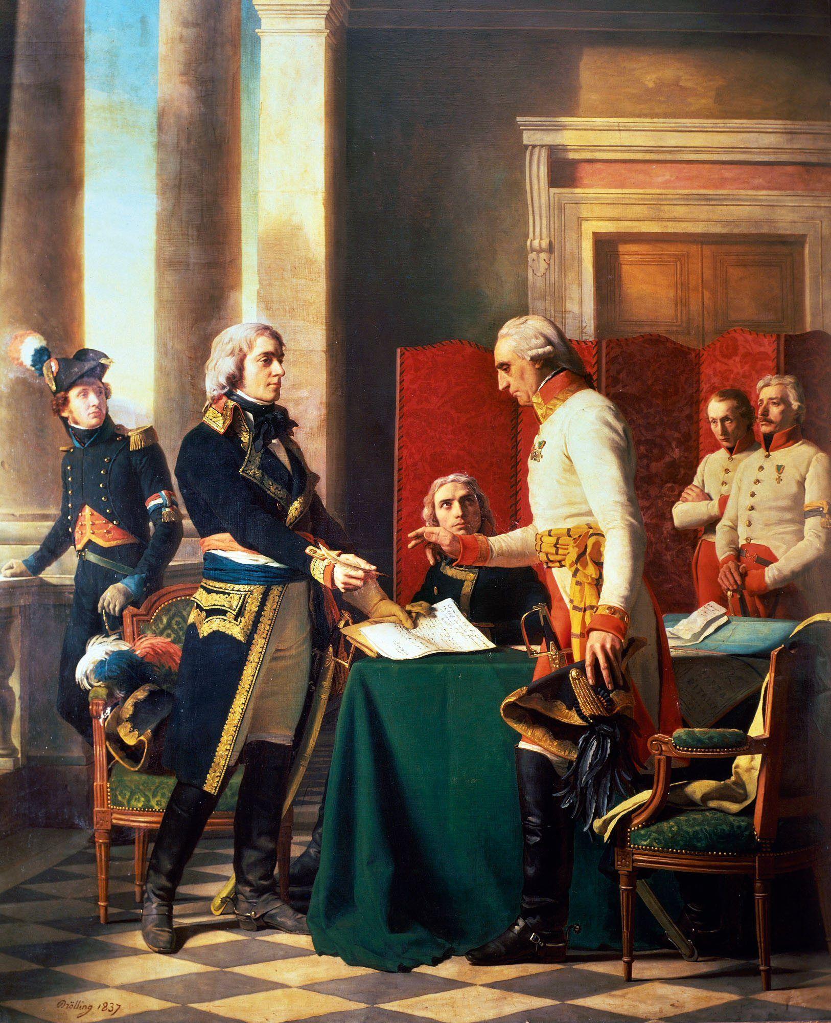 Dga 627142 Convención De Alessandria Napoleón Napoleón Bonaparte Retratos