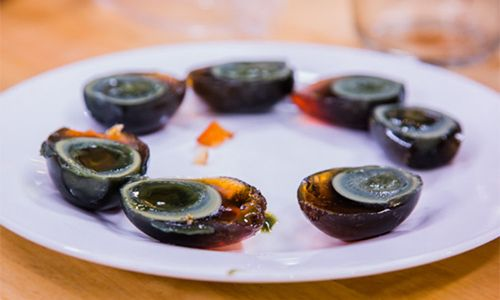 Food explorer, Dan Kohler makes Century Eggs! #chinese #delicacy #centuryegg #homeandfamily #homeandfamilytv