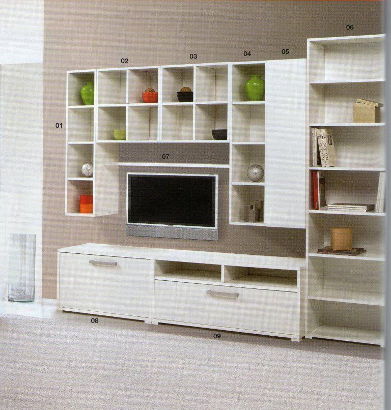 Photo of PARETE ATTREZZATA MODERNA PORTA TV PLASMA LCD  SOGGIORNO MODERNO SOGGIORNI LEGNO  | eBay
