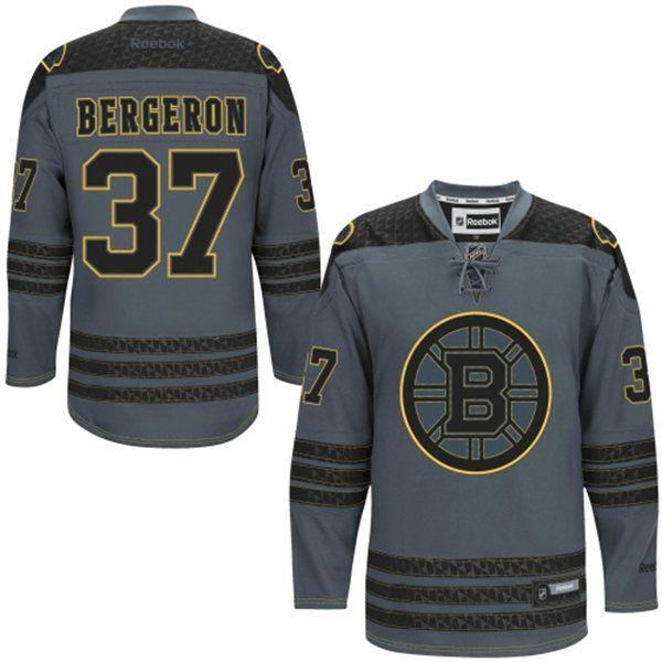 Patrice Bergeron Cross Check jersey  388ddbaf3