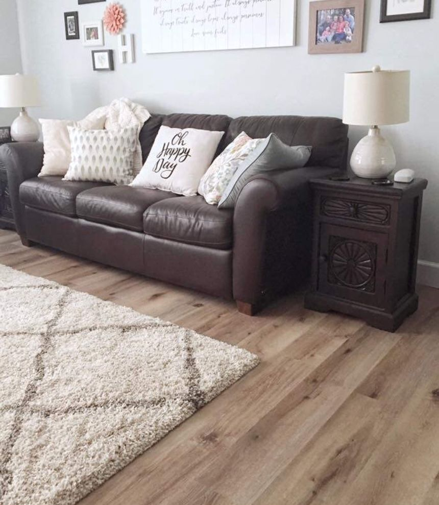 Cali Bamboo Luxury Vinyl Plank Plus Aged Hickory Lowes