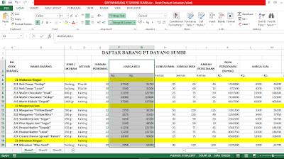 Pin Di Ms Excel