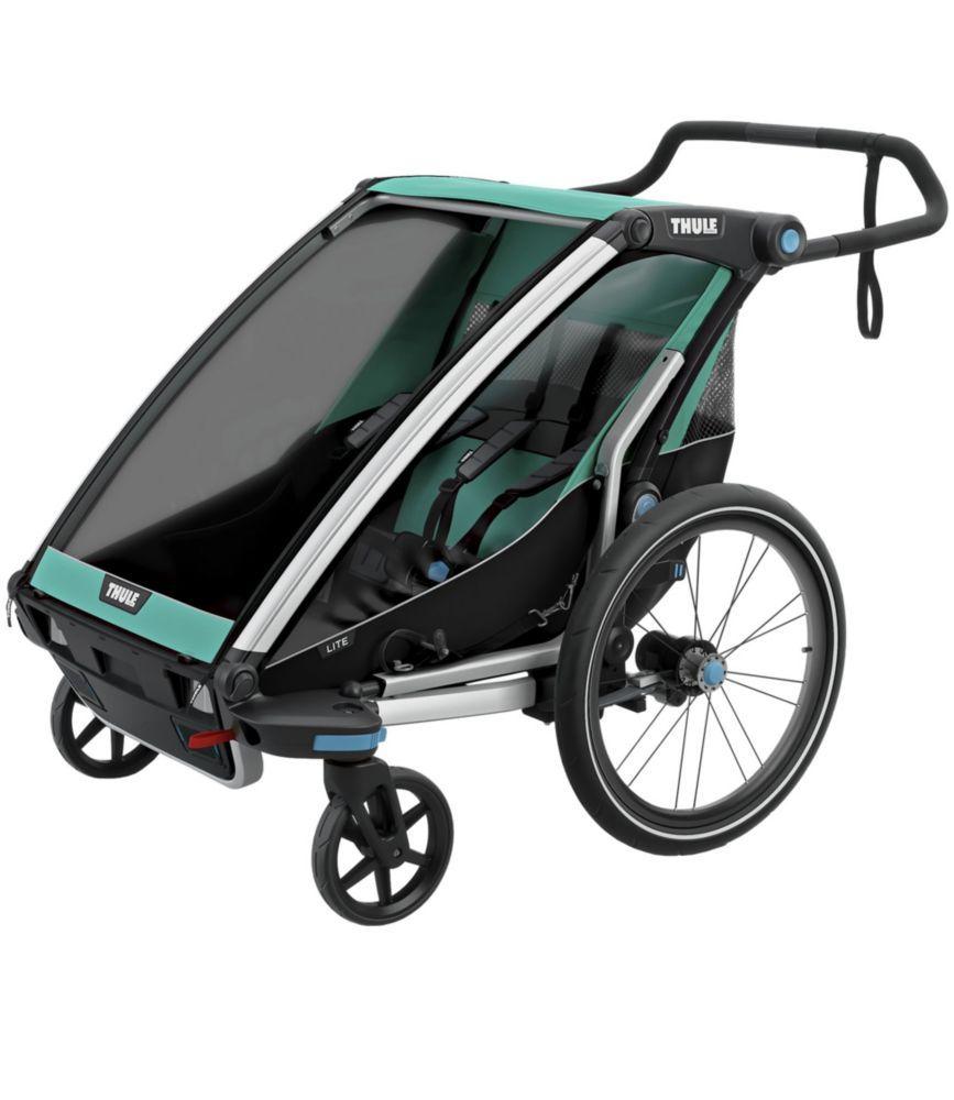 Thule Chariot Lite 2 Multisport Stroller Thule Bike Bike Child