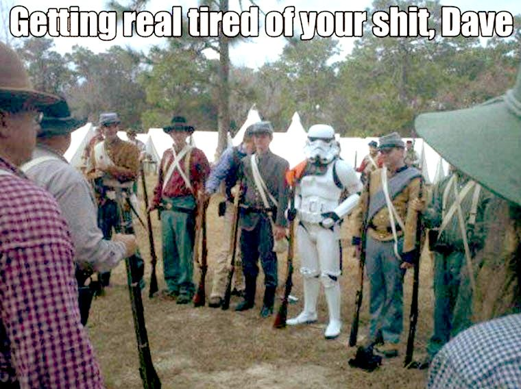 Civil War Funny Meme : Civil war reenactment women google search assorted dorky awesome