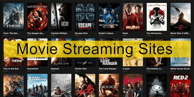 movie streaming service by Alicia Dawn
