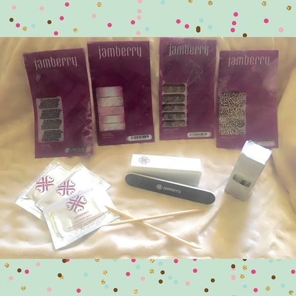 Selling this Jamberry Nail Wraps Bundle in my Poshmark closet! My username is: alyndisf. #shopmycloset #poshmark #fashion #shopping #style #forsale #Other