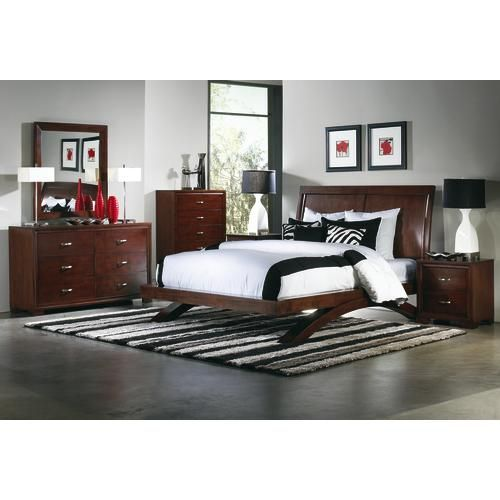 Raven Bed Suite From Badcock Furniture Home Bedroom King