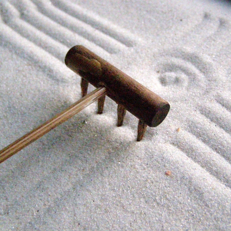 Mini Zen Garden Rake · Mini Zen GardenJapanese Rock ...
