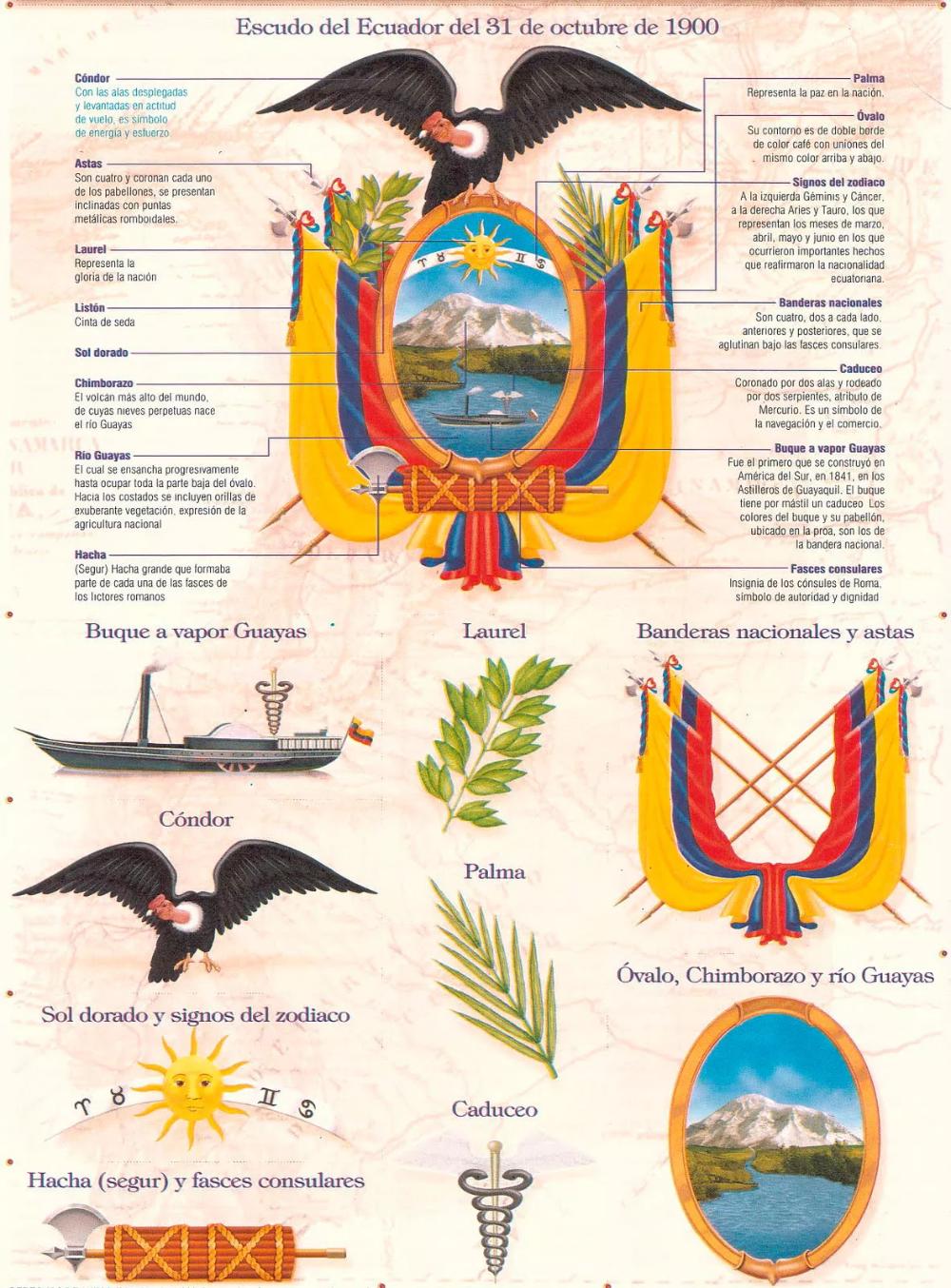 15 Elementos Del Escudo Del Ecuador Y Su Significado Foros Ecuador 2019 Inca Tattoo Polynesian Art Illustrators