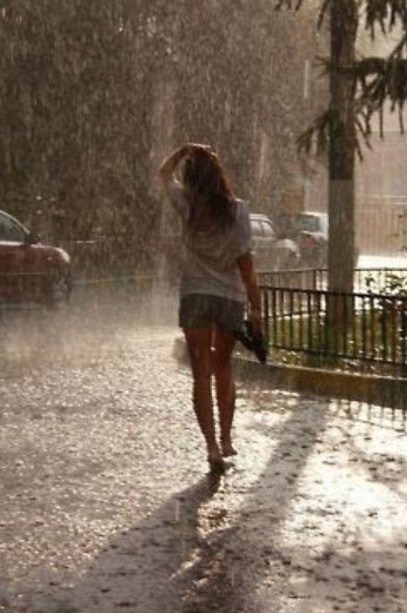 Ich will mit dir im sommerregen tanzen