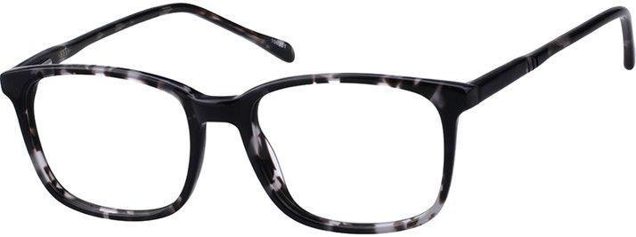Gray Square Eyeglasses #106231 | Zenni Optical Eyeglasses | Glasses ...