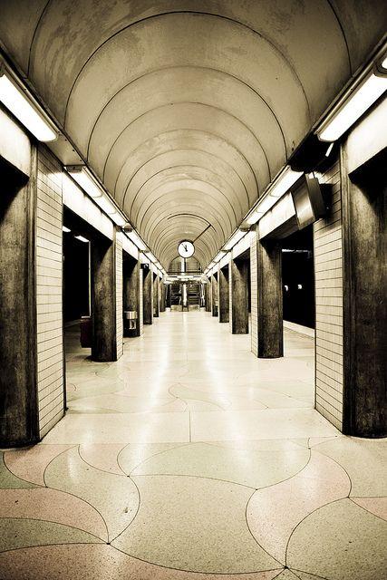 Södra Station Stockholm, Sweden