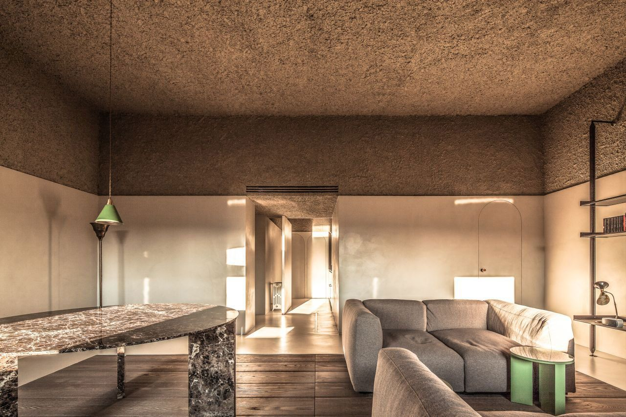 antonino cardillo house of dust in rome italy rome italy house