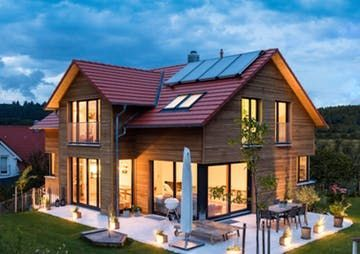 This and many houses more give it on Fertighaus.de – Your house building from a …  – Schöne Häuser