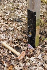 How To Fix A Leaning Mailbox Post Diy Method