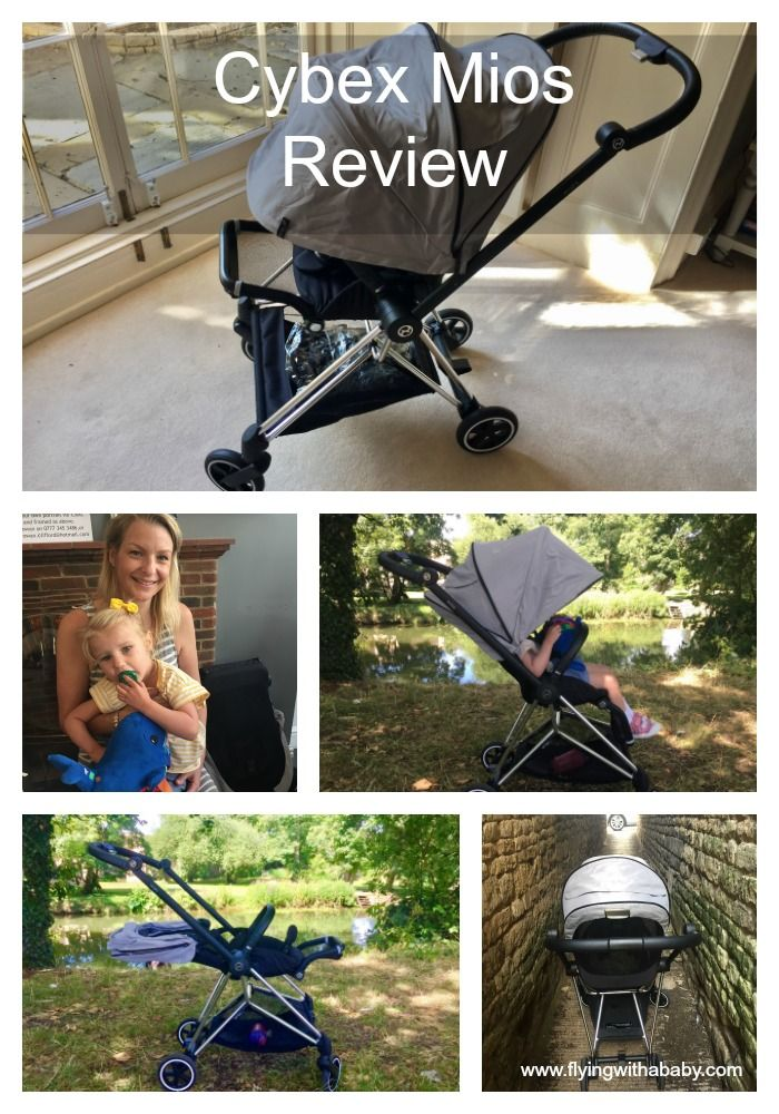 Cybex Mios Review (With images) Cybex, Lightest stroller