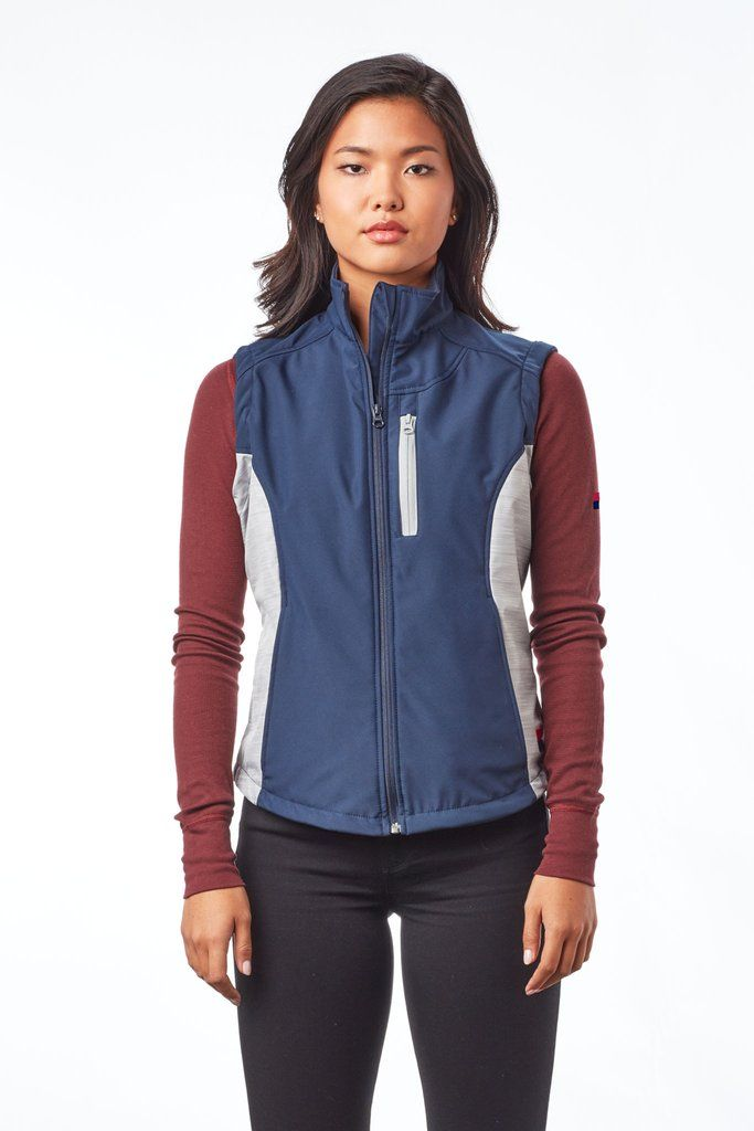 3d86d2238 The Equinox Soft Shell Vest | Athletic Apparel | Workout | Made in the USA.  #boathouse