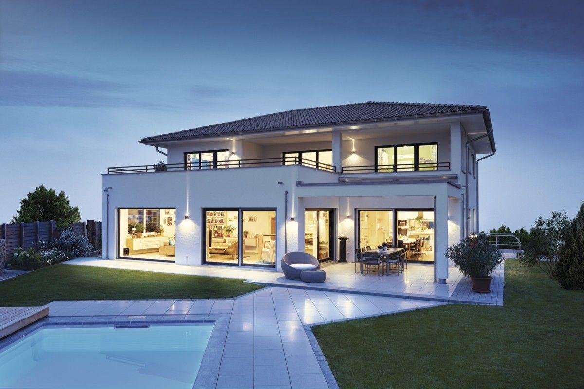 Pin von mar a jim nez auf casas in 2019 house plans for Einfamilienhaus l form