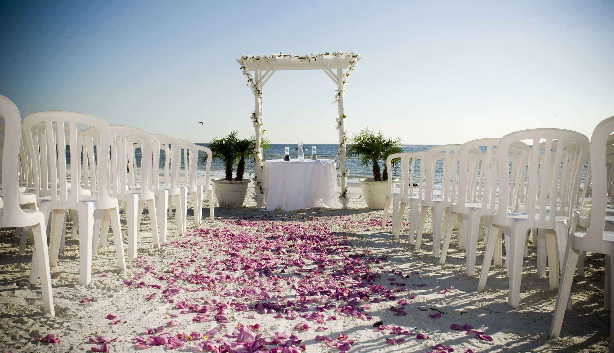 Affordable Wedding Destination in Fort Myers Beach, FL