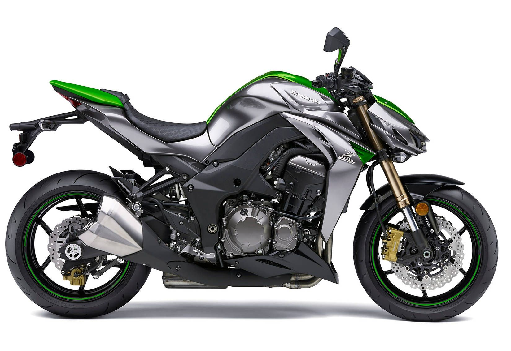 2014 Kawasaki Z1000 ABS review | Kawasaki z1000 and Wheels