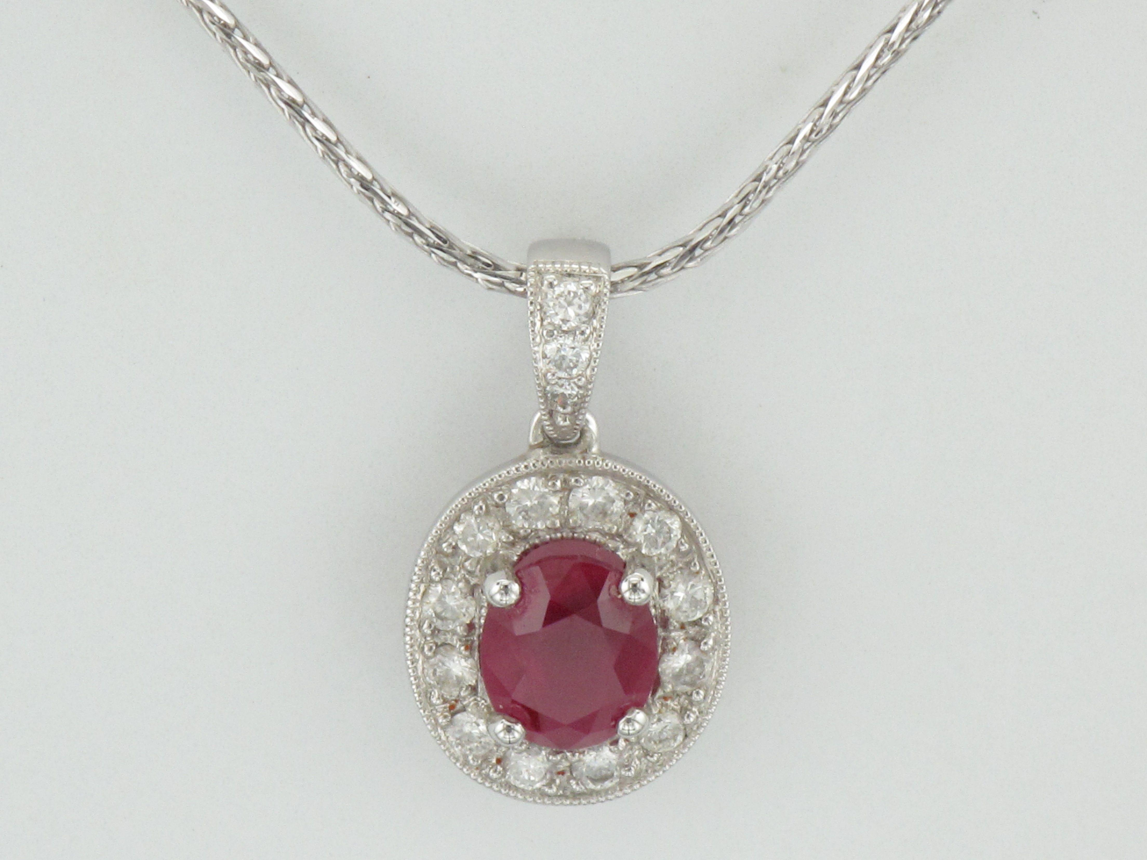 Pin by Farr's Jewelry on RUBIES Custom jewelry, Jewelry