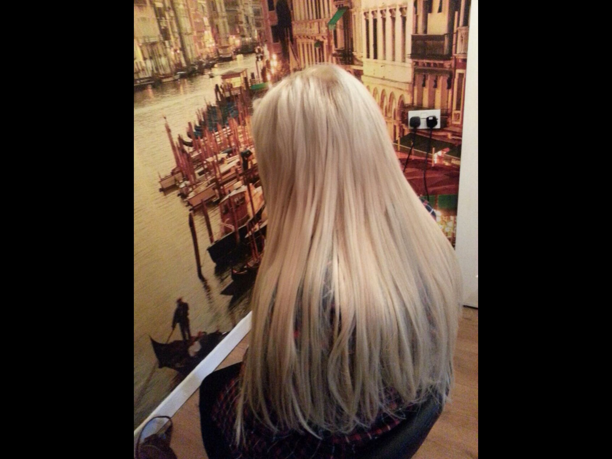 Nano Extensions At Glo Beauty Salon Hair Up And Hair Extensions