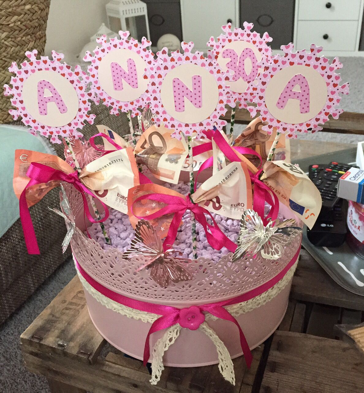 Gifts For The 30th Birthday Of A Woman