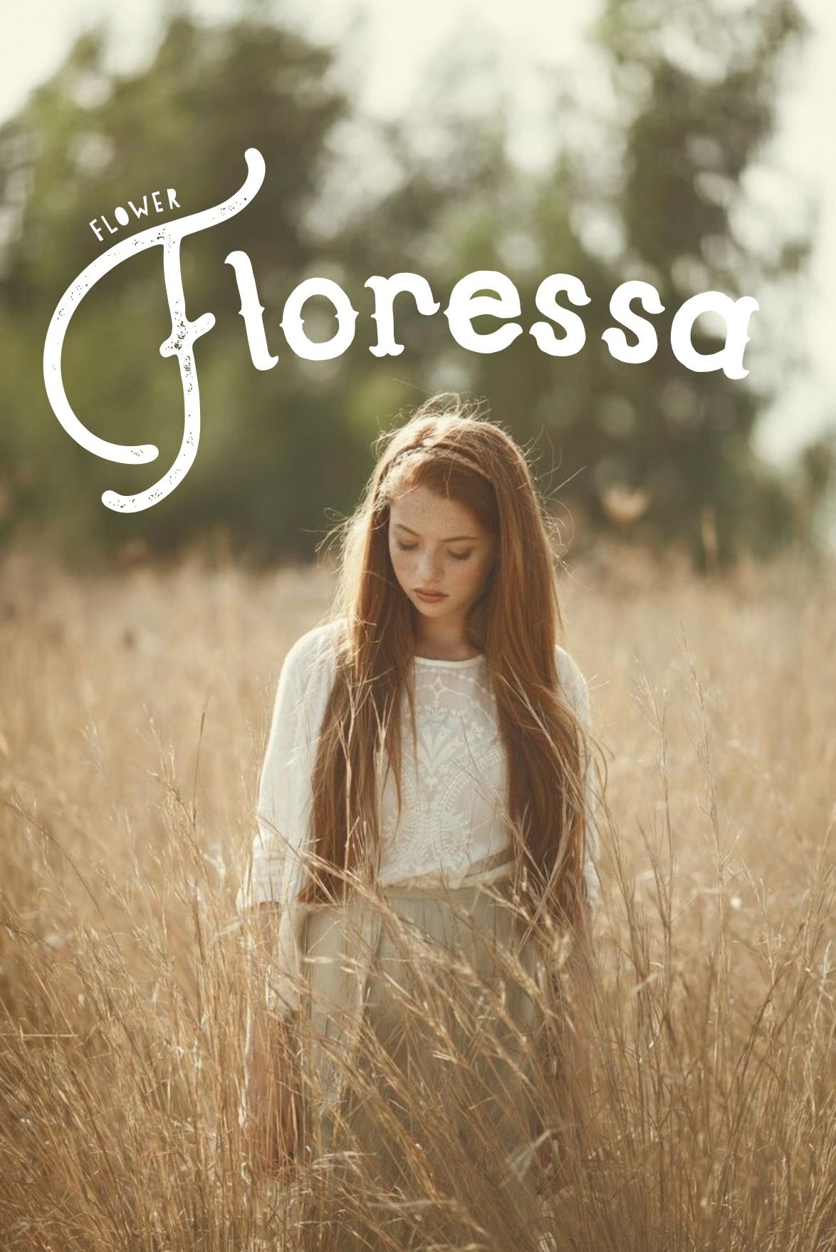 Floressa, Meaning Flower, French Names, Latin Names, Irish -9533