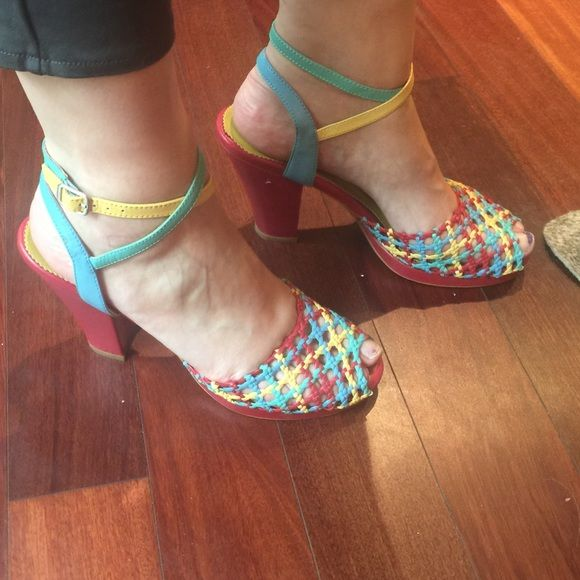 Anthropologie Shoes (With images) | Anthropologie shoes